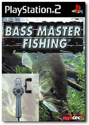 Immagine della copertina del gioco Bass Master Fishing per Playstation 2