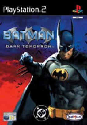 Copertina del gioco Batman dark tomorrow per PlayStation 2