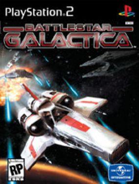 Copertina del gioco Battlestar Galactica  per PlayStation 2