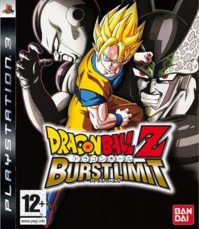 Copertina del gioco Dragon Ball Z : Burst Limit per PlayStation 3