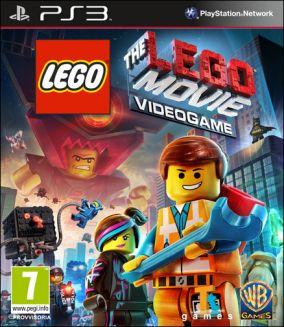 Copertina del gioco The LEGO Movie Videogame per PlayStation 3