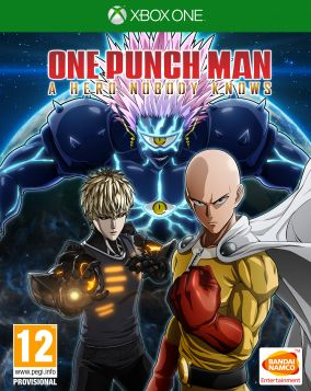 Copertina del gioco One Punch Man: A Hero Nobody Knows per Xbox One