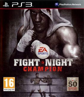 Copertina del gioco Fight Night Champion per PlayStation 3