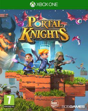 Copertina del gioco Portal Knights per Xbox One