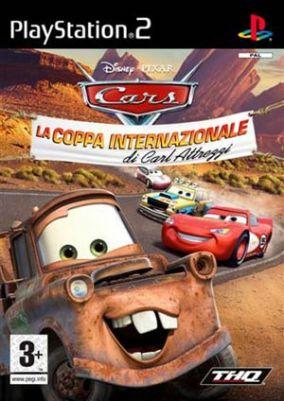 Copertina del gioco Cars: La Coppa Internazionale di Carl Attrezzi  per PlayStation 2