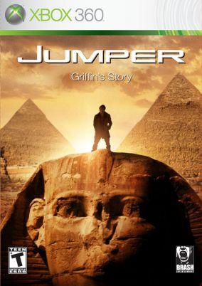 Copertina del gioco Jumper: Griffin's Story per Xbox 360