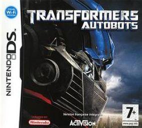 Immagine della copertina del gioco Transformers: Autobots per Nintendo DS