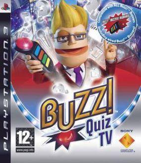 Copertina del gioco Buzz! Quiz TV per PlayStation 3