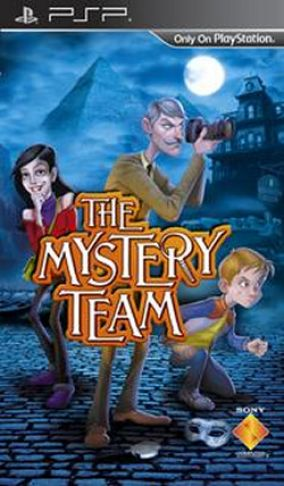 Copertina del gioco The Mystery Team per PlayStation PSP