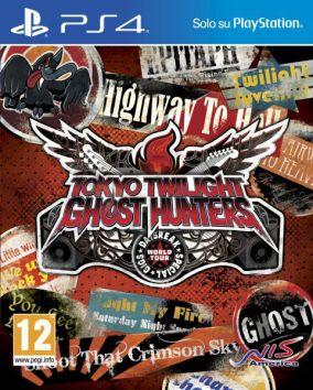 Immagine della copertina del gioco Tokyo Twilight Ghost Hunters Daybreak Special Gigs per Playstation 4