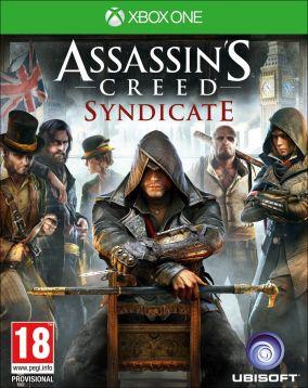 Immagine della copertina del gioco Assassin's Creed Syndicate per Xbox One