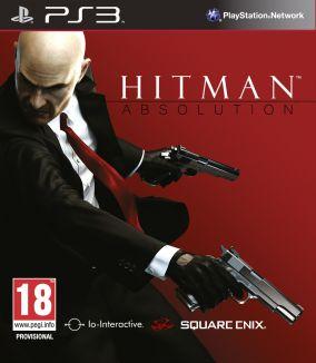 Copertina del gioco Hitman: Absolution per PlayStation 3