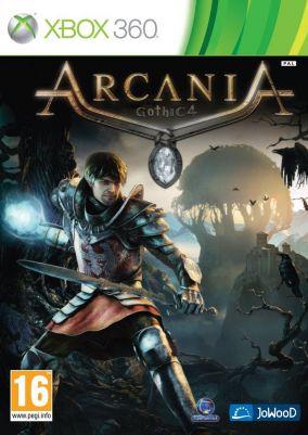 Copertina del gioco Gothic 4: Arcania per Xbox 360