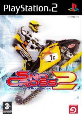 Copertina del gioco SnoCross 2: Featuring Blair Morgan (Snow Cross 2) per PlayStation 2