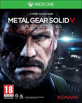 Immagine della copertina del gioco Metal Gear Solid V: Ground Zeroes per Xbox One