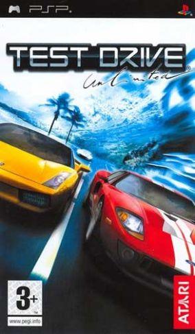 Immagine della copertina del gioco Test Drive Unlimited per PlayStation PSP