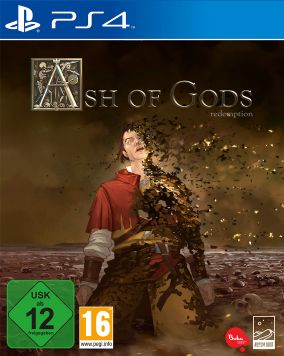 Copertina del gioco Ash of Gods : Redemption per PlayStation 4
