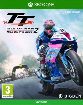 Copertina del gioco TT Isle of Man 2 per Xbox One