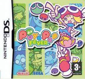 Immagine della copertina del gioco Puyo Pop Fever per Nintendo DS