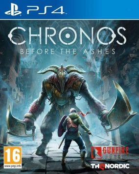 Immagine della copertina del gioco Chronos: Before the Ashes per PlayStation 4