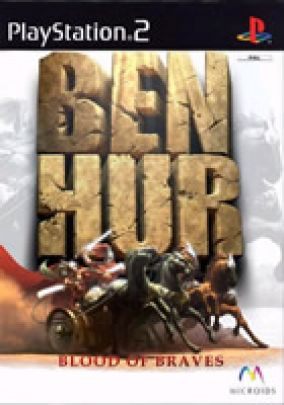 Copertina del gioco Ben hur per PlayStation 2