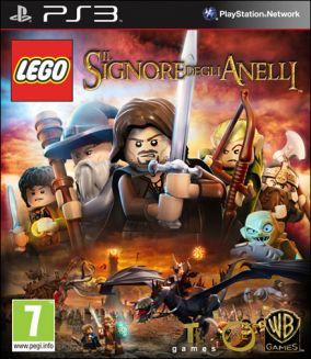 Copertina del gioco LEGO Il Signore degli Anelli per PlayStation 3