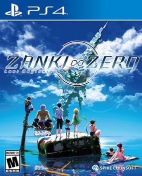 Immagine della copertina del gioco Zanki Zero: Last Beginning per PlayStation 4