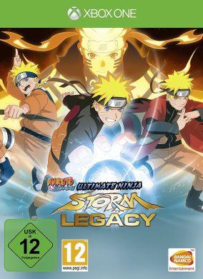 Copertina del gioco Naruto Shippuden: Ultimate Ninja Storm Legacy per Xbox One