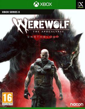 Immagine della copertina del gioco Werewolf: The Apocalypse - Earthblood per Xbox Series X