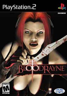 Copertina del gioco BloodRayne per PlayStation 2