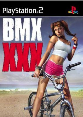 Copertina del gioco Bmx XXX per PlayStation 2