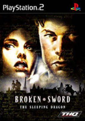 Copertina del gioco Broken Sword: Il sonno del drago per PlayStation 2
