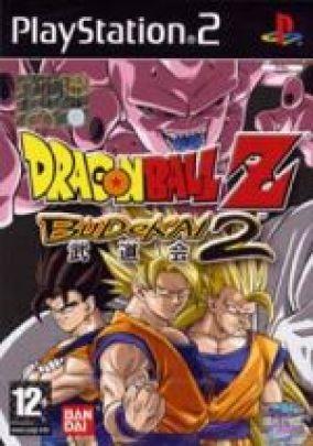 Copertina del gioco Dragon ball Z - Budokai 2 per PlayStation 2