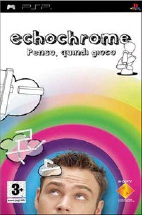 Immagine della copertina del gioco Echochrome per PlayStation PSP