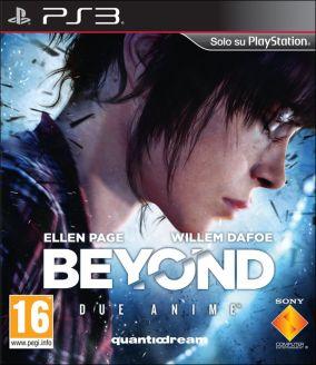 Copertina del gioco Beyond: Due Anime per PlayStation 3