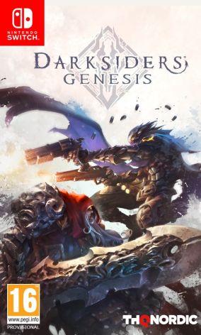 Copertina del gioco Darksiders Genesis per Nintendo Switch