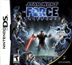 Immagine della copertina del gioco Star Wars: Il Potere della Forza per Nintendo DS
