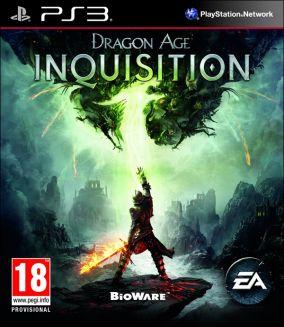 Copertina del gioco Dragon Age: Inquisition per PlayStation 3