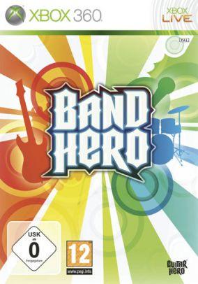 Immagine della copertina del gioco Band Hero per Xbox 360