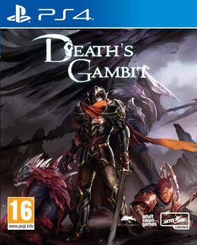Copertina del gioco Death's Gambit per PlayStation 4