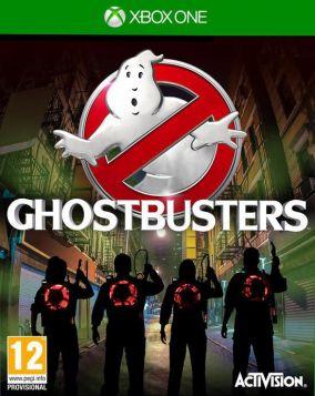 Copertina del gioco Ghostbusters per Xbox One