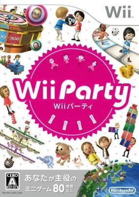 Immagine della copertina del gioco Wii Party per Nintendo Wii