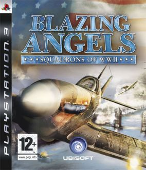 Copertina del gioco Blazing Angels Squadrons of WWII per PlayStation 3