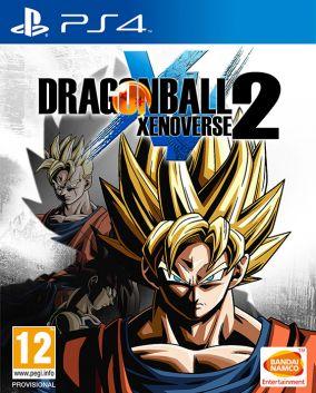 Immagine della copertina del gioco Dragon Ball Xenoverse 2 per PlayStation 4