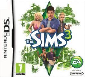 Immagine della copertina del gioco The Sims 3 per Nintendo DS