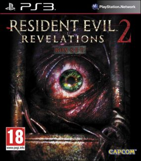 Copertina del gioco Resident Evil: Revelations 2 per PlayStation 3