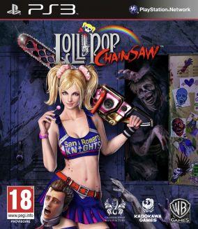 Copertina del gioco Lollipop Chainsaw per PlayStation 3