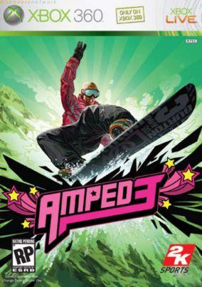 Copertina del gioco Amped 3 per Xbox 360
