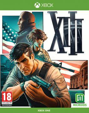 Copertina del gioco XIII per Xbox One