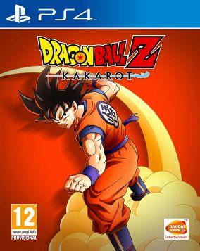 Immagine della copertina del gioco Dragon Ball Z: Kakarot per PlayStation 4